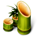 Takezake-sake-in-a-bamboo-container icon