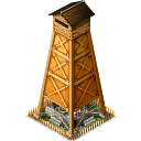 Yagura3 hot spring tower icon