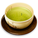 Yunomi tea cup icon