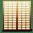 Shoji1 paper sliding door icon