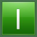 Letter I lg icon