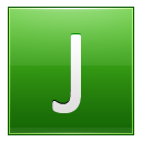 Letter J lg icon