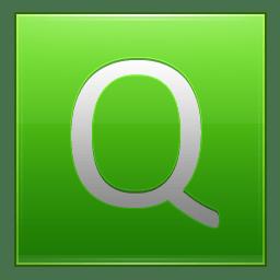 Letter Q lg icon