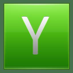 Letter Y lg icon