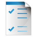 document checkbox icon