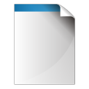 Document-empty icon