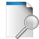 document search icon