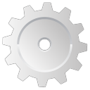Pinion settings icon