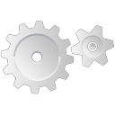 pinions settings icon