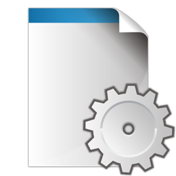 Document settings icon