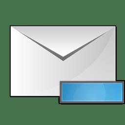 Mail remove icon