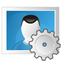 Picture settings icon
