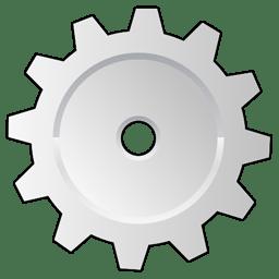 Pinion settings icon