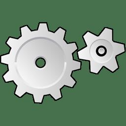 Pinions settings icon