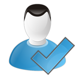 User check icon
