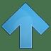 Arrow-up icon