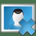 Picture-delete icon