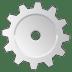 Pinion-settings icon