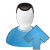 User-arrow-up icon