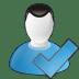 User-check icon