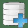 Database-add icon