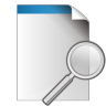 Document-search icon