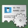 Profile-settings icon
