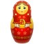 red matreshka icon