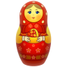 Red-matreshka icon