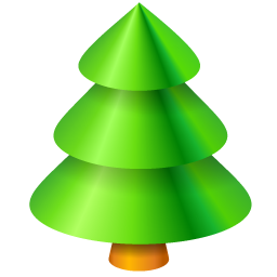 christmas tree 2 icon