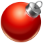 Ball-red-2 icon