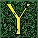 Letter y icon