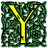 letter y icon