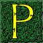 Letter-p icon