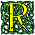 Letter-r icon