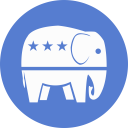 Election Elephant icon