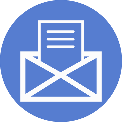 Election-Letter-Outline icon