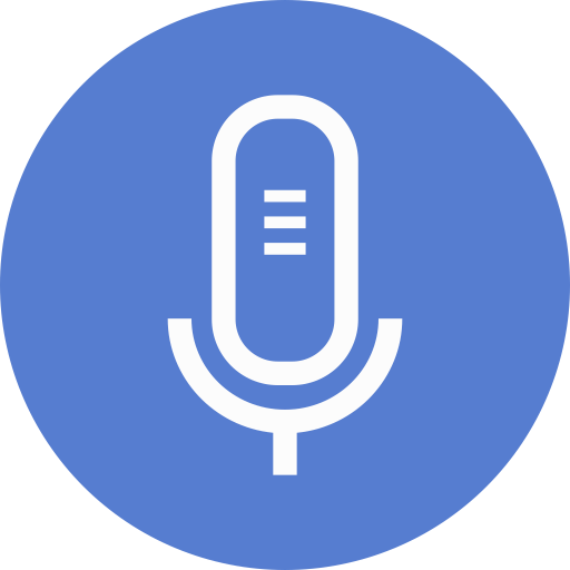Election Mic Outline icon