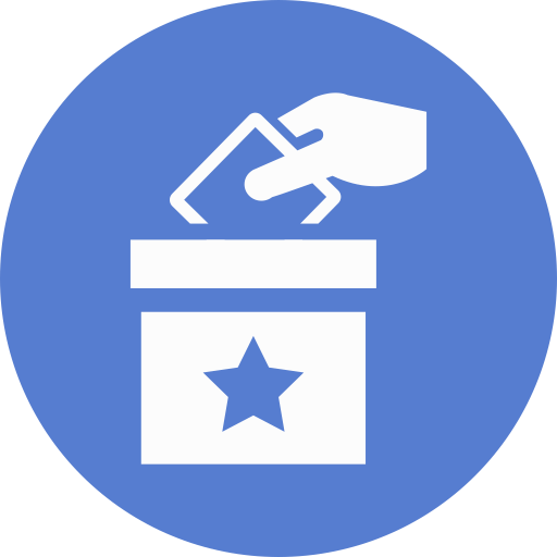 Election-Polling-Box icon
