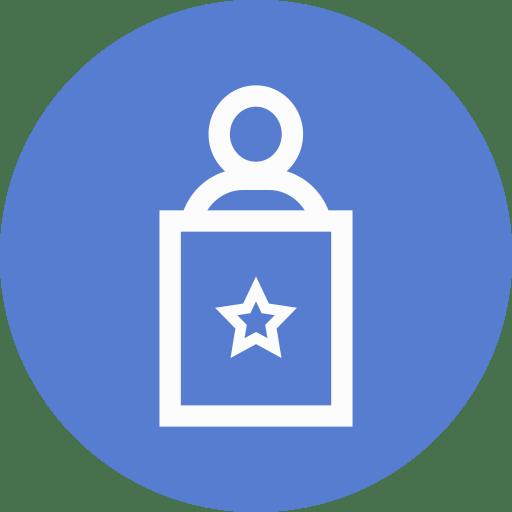 Election-Speaker-Outline icon