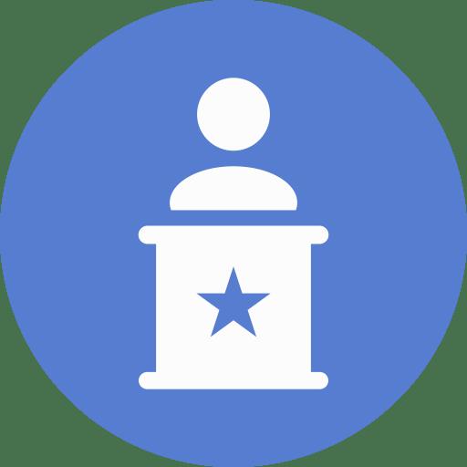 Election-Speaker icon