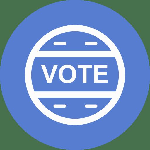 Election-Vote-Outline icon
