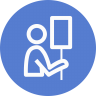 Election-Billboard-Outline icon