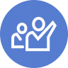 Election-Campaign-02-Outline icon