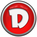 Letter-D icon