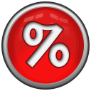 Percent icon