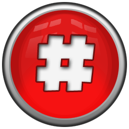 Hash icon