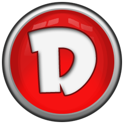 Letter D icon