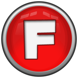Letter F icon