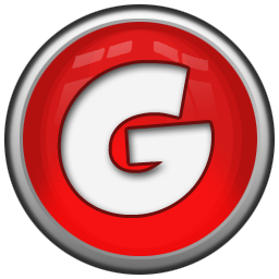 Letter G Icon | Red Orb Alphabet Iconset | Icon Archive